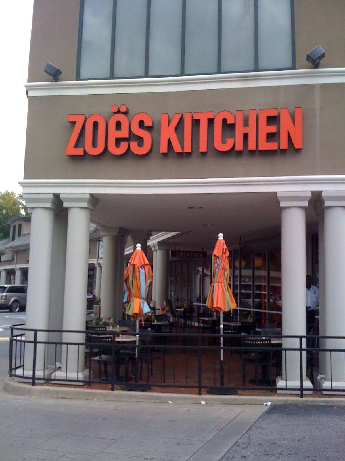 Coming Soon Zoes Kitchen At Plaza America Reston Va Patch