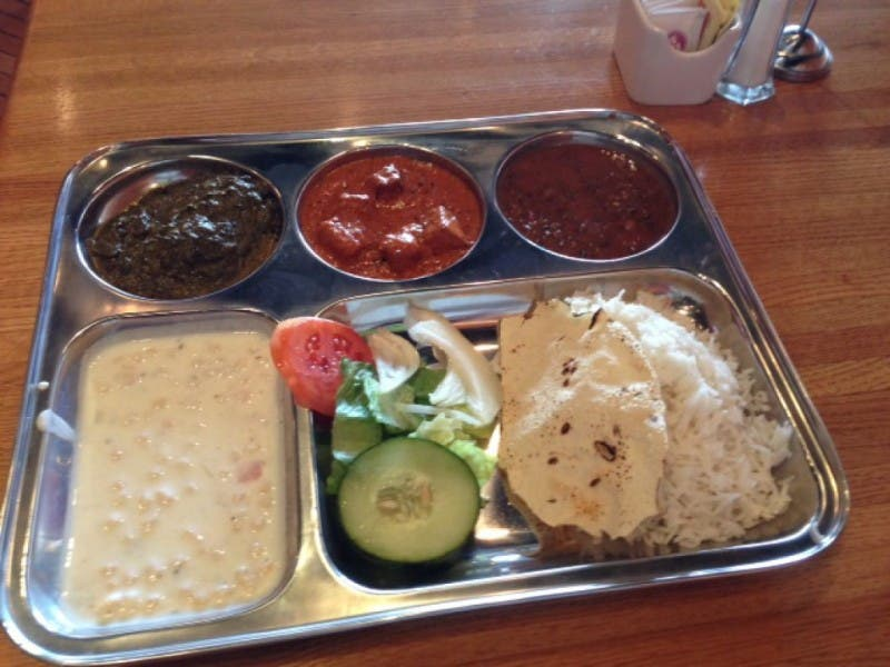 Now Open In Herndon Thali Express Indian Restaurant