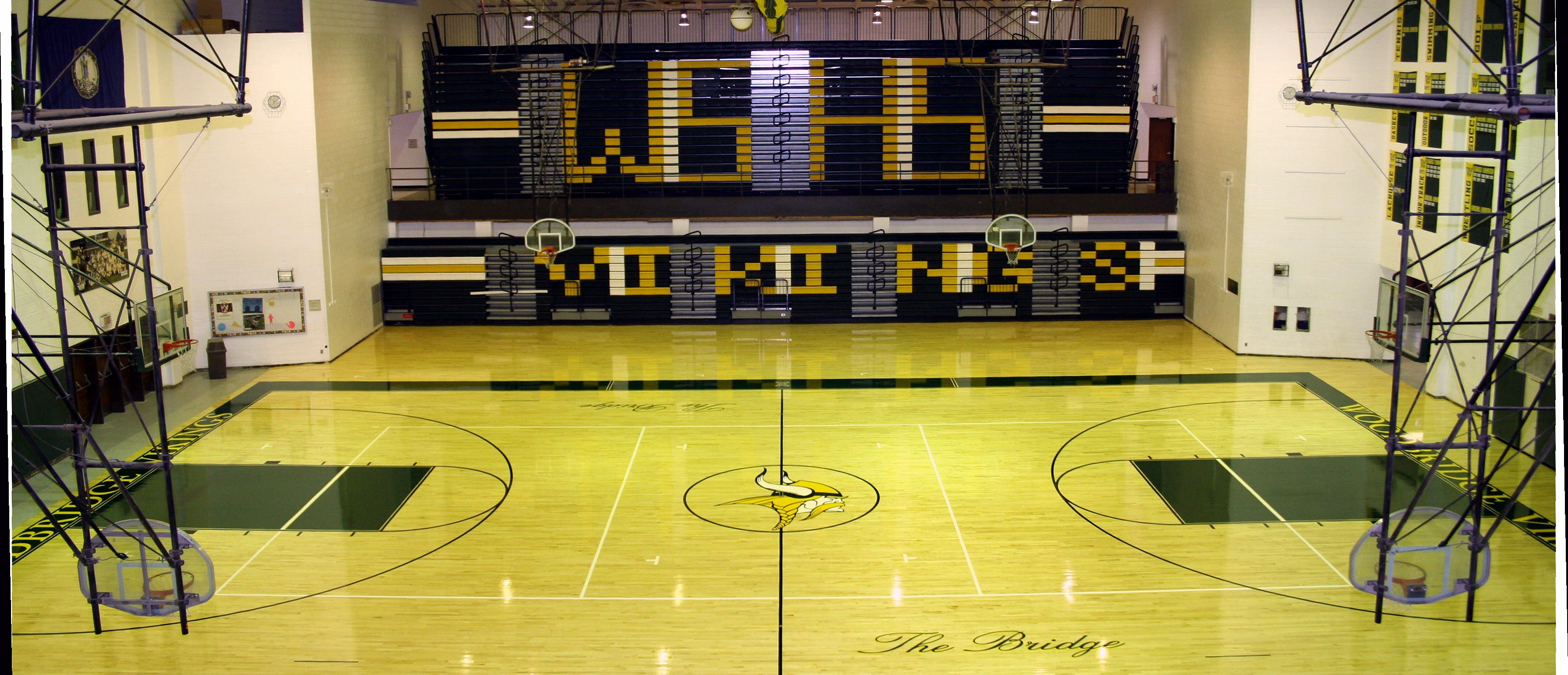New Gym At Wshs Brings More Opportunities For Students Woodbridge Va Patch