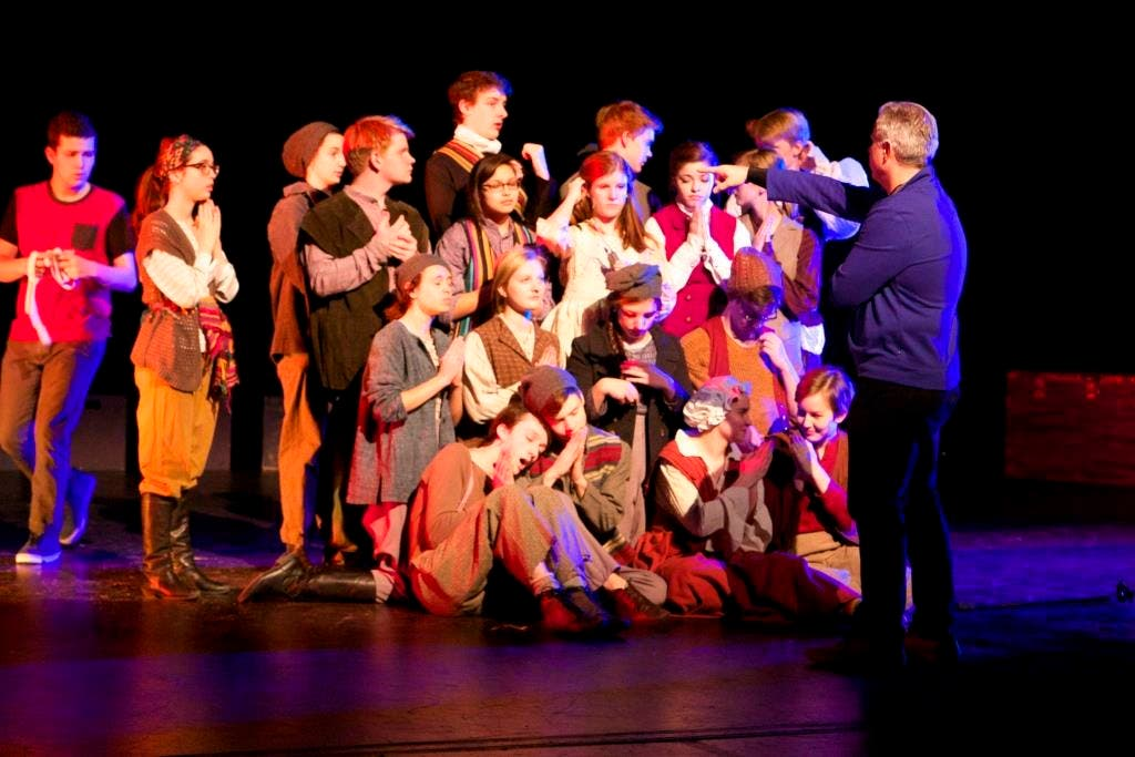 Edina High School Thespians Winter Play: Peter and the