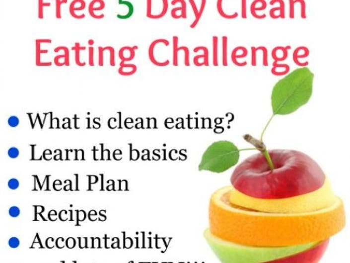 finest selection 3eb73 91f45 Need a quick weight-loss solution to get ready for Spring  Join our Free 5  Day Clean-Eating Group!