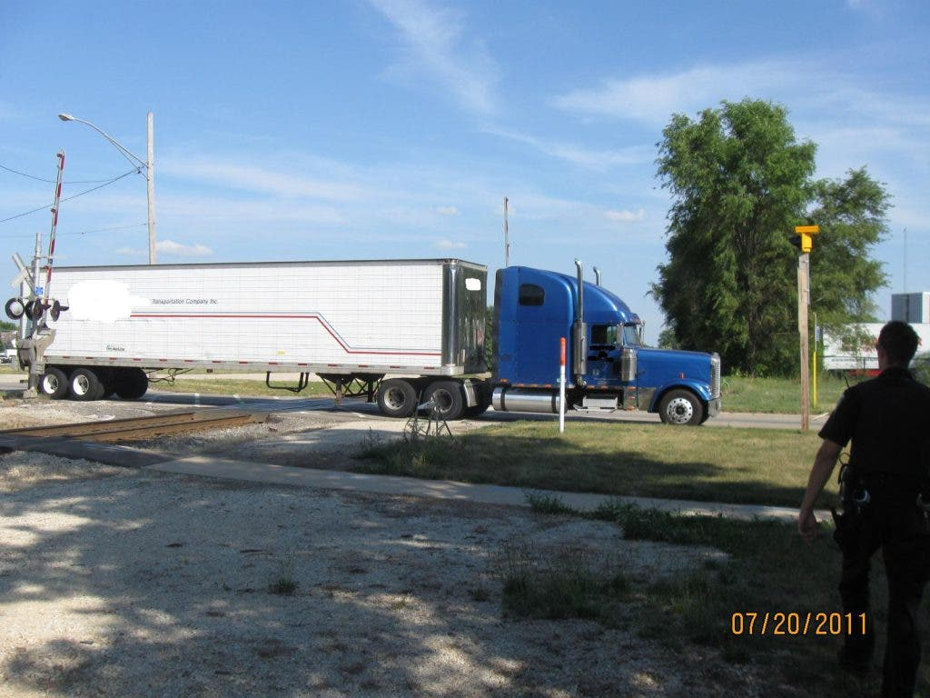 More Drivers Caught On, Near Railroad Tracks   Plainfield, IL Patch