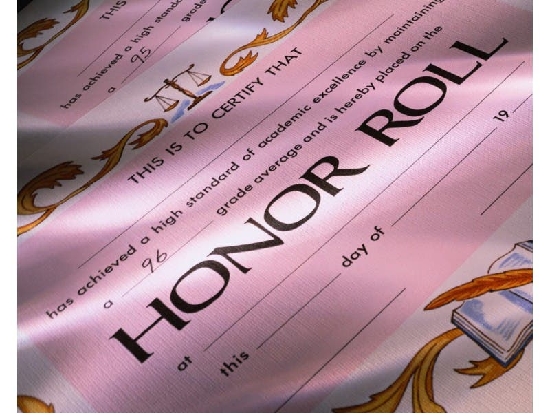 Know a Student Middle School Honor Roll? Check the List
