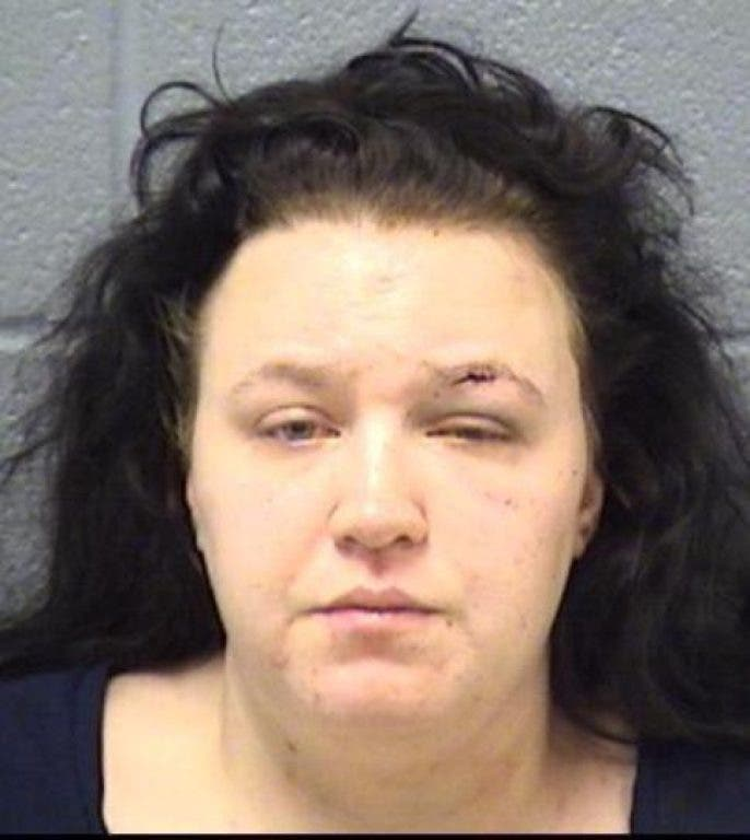 Pregnant Woman Kicked in Stomach, Chased with Meat Cleaver, Police