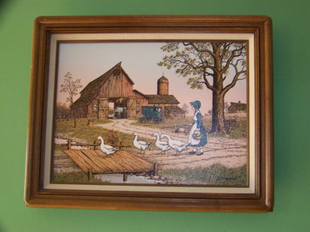 Local Craigslist: C  Carson Paintings for Sale | Shorewood, IL Patch