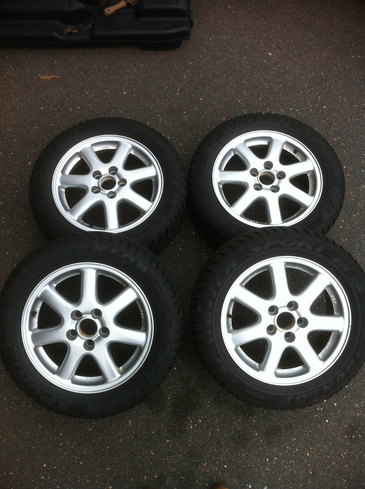 saab 16 factory alloy wheels with snows 425 south windsor ct vernon ct patch patch