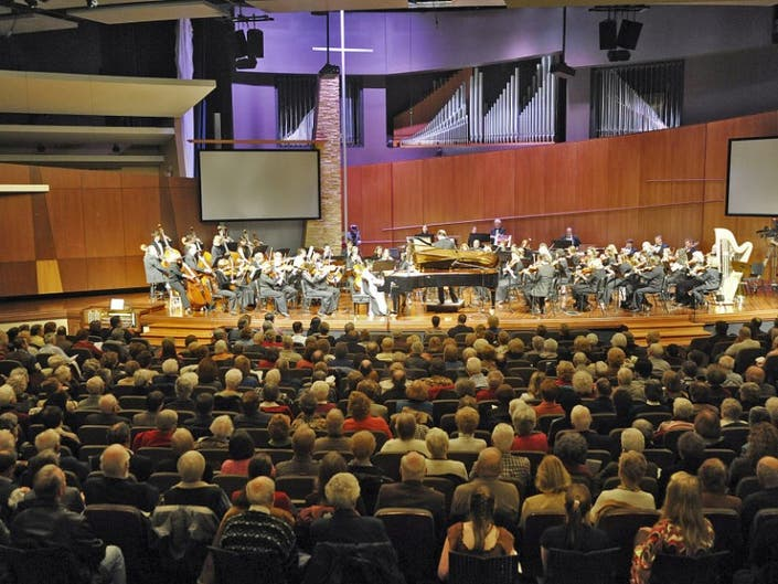Elmhurst Symphony Orchestra Announces 2011-12 Season, Towards the