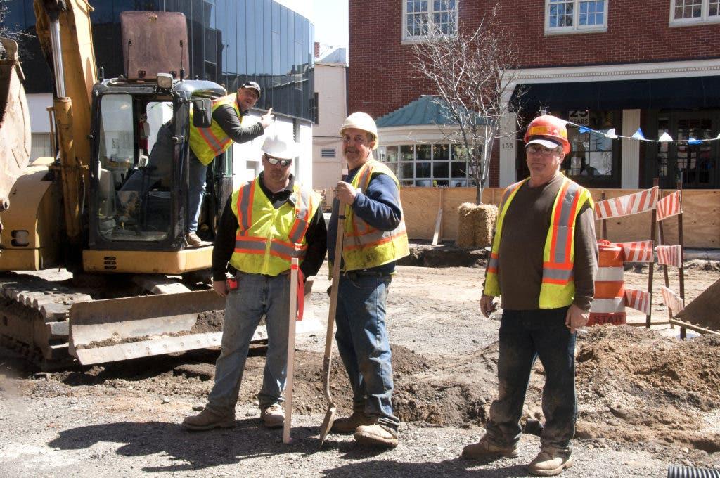 Birmingham Construction Update   Birmingham, MI Patch
