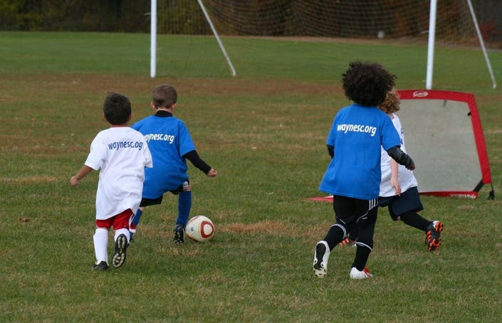 FALL 4v4 SOCCER LEAGUE (5-9 Year olds) | Wayne, NJ Patch