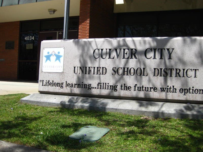 School District Completes Employee Negotiations Culver City Ca Patch