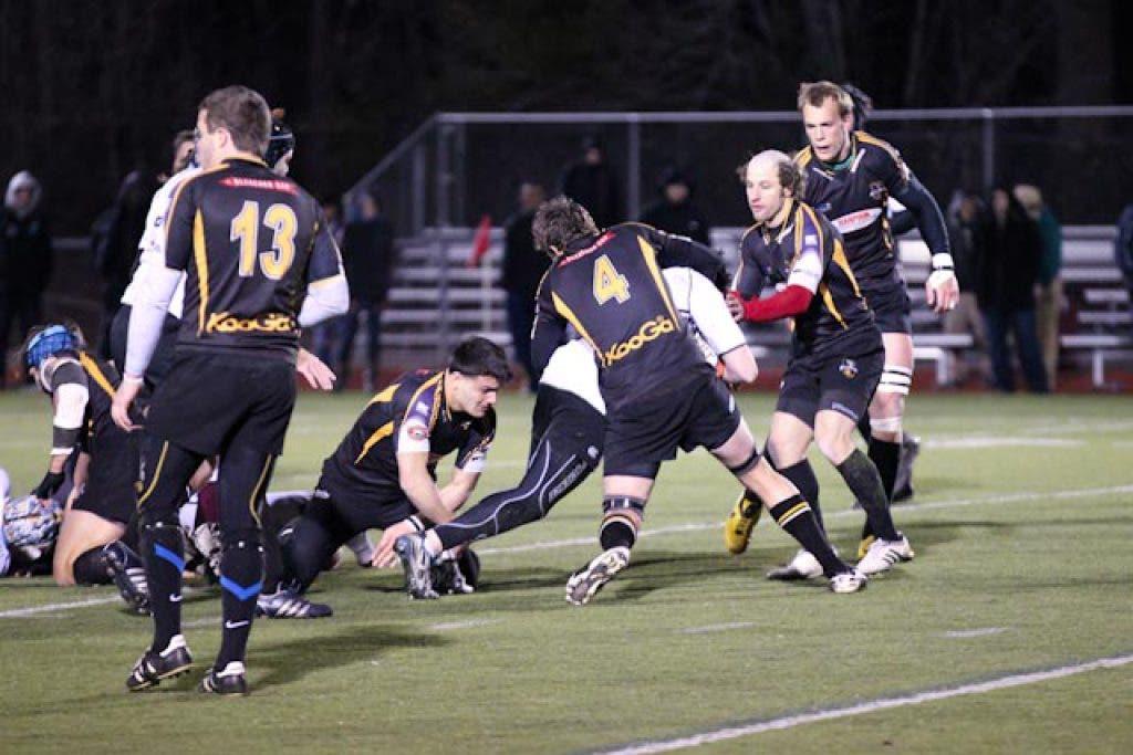 Boston Rugby Football Club Starts