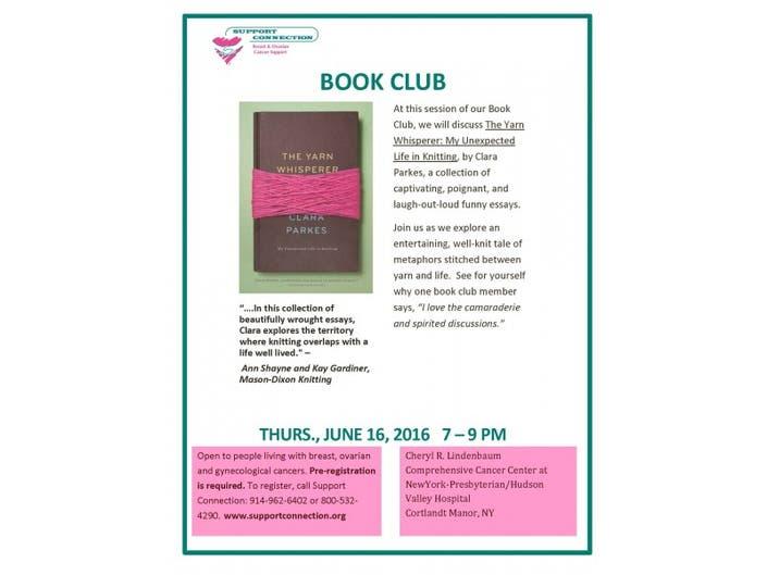 Book Club Yorktown Ny Patch