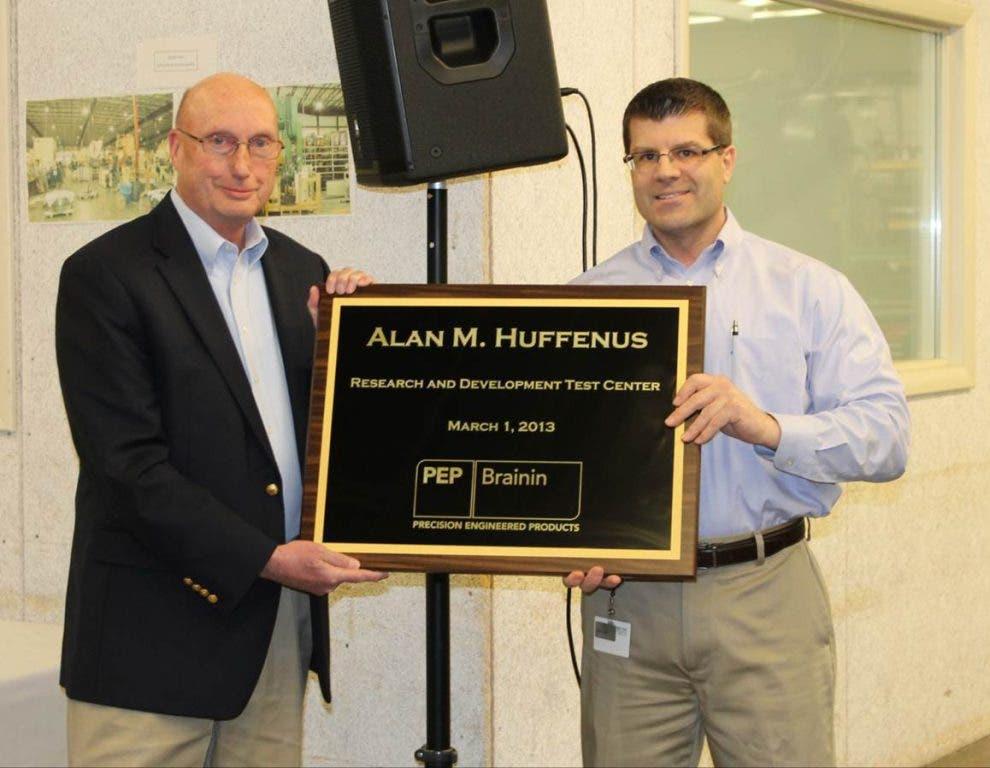 Brainin dedicates new Research & Development Test Center
