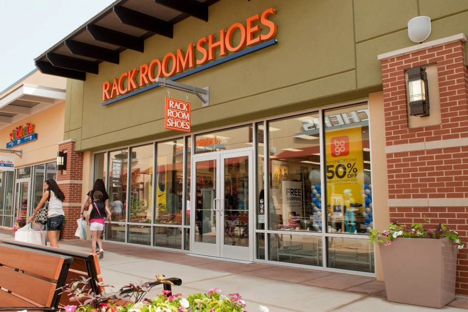 Rack Room Shoes celebrates first St