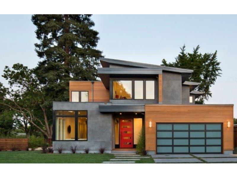 Beautiful ... 18 Amazing Contemporary Home Exterior Design Ideas 0 ...