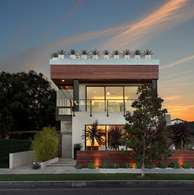 Modern Home Design Ideas Exterior: 18 Amazing Contemporary Home Exterior Design Ideas