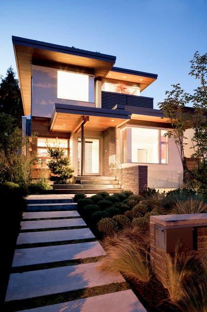 Home Exterior Design 5 Ideas 31 Pictures: 18 Amazing Contemporary Home Exterior Design Ideas