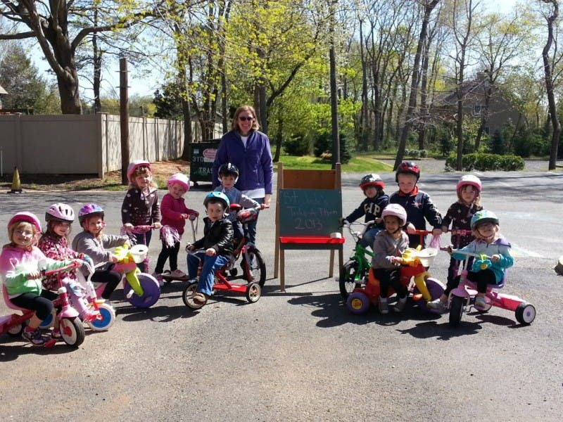 The Colts Neck Reformed Church Nursery School Raises Funds For St Jude S Children Hospital