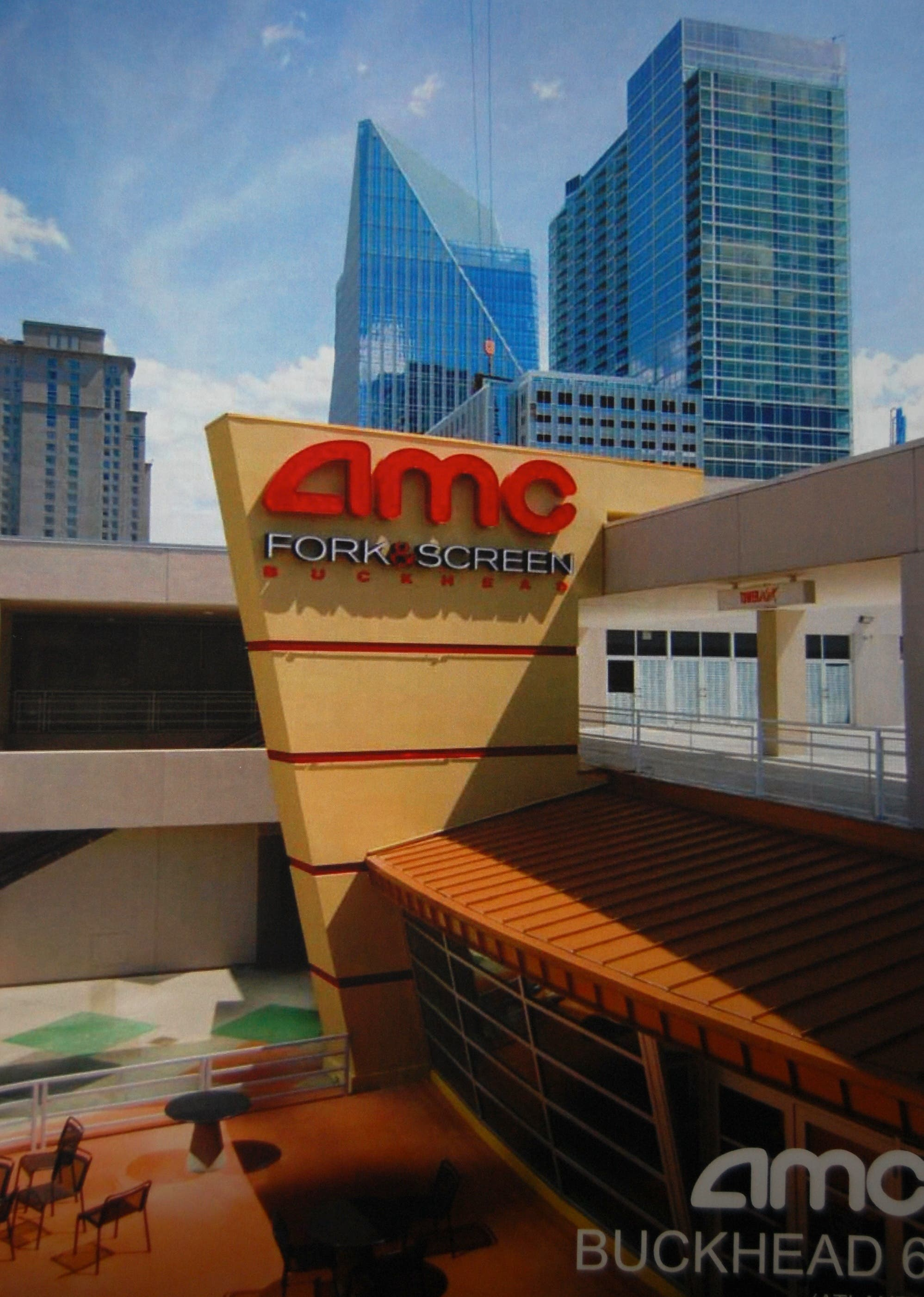 AMC Theater to Close, Undergo Renovation as State's First