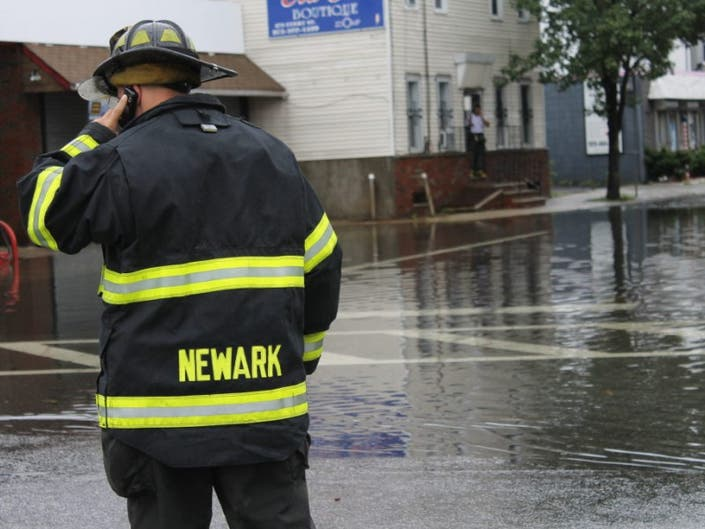 Candles Spark Fire that Leaves Six Homeless in Newark