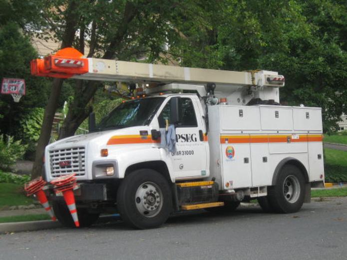 Pse U0026g Begins Electric Upgrades In Paramus  Traffic Delays
