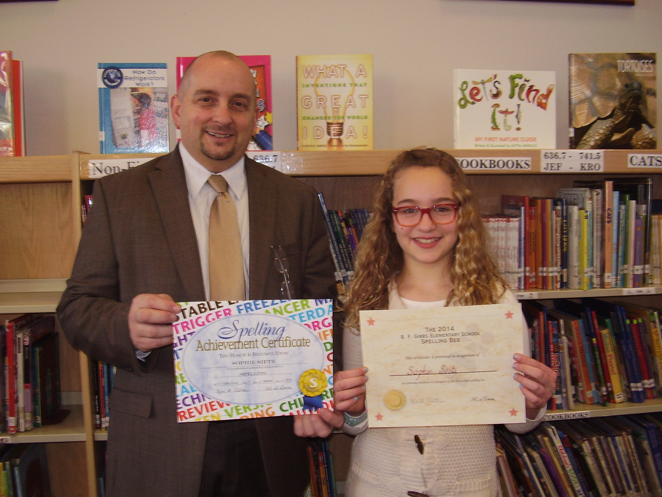 School Spelling Champions Crowned at New Milford Elementary Schools