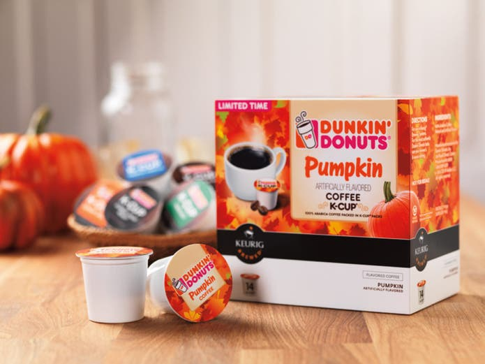 Dunkin' Donuts Boosts Pumpkin Flavors for Fall | Canton ...