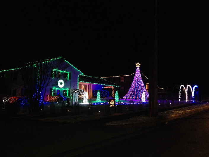 Christmas Light Shows Near Me.Where To Watch Christmas Light Shows Around Annandale