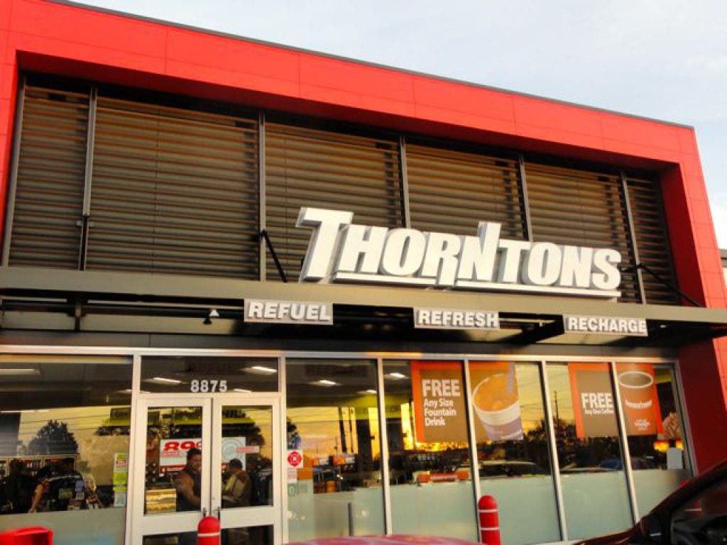 Thorntons Gas Prices >> Thorntons Launches Gas Price Alert Text Program Today