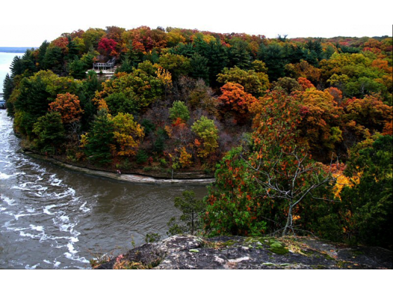 12 Most Popular Illinois State Parks To See During The