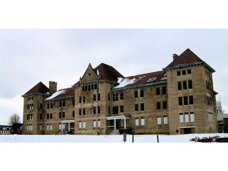 Top 10 Most Haunted Hospitals In Illinois Tinley Park Il Patch