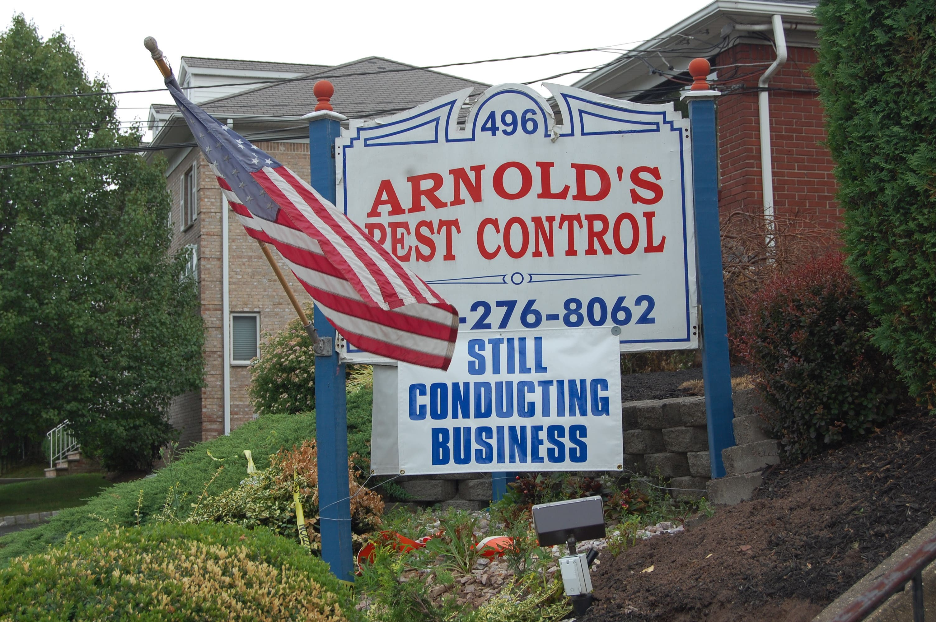 Arnold S Pest Control Continues Business As Usual Cranford Nj Patch