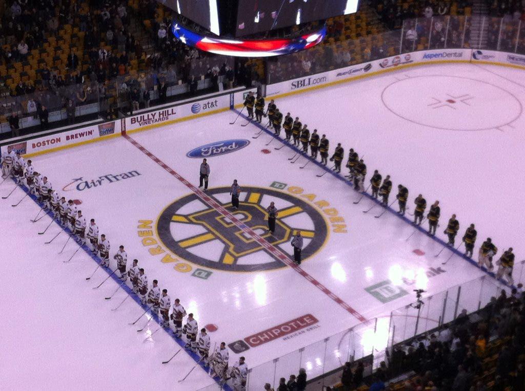 LIVEBLOG: Merrimack Faces Boston College in Hockey East