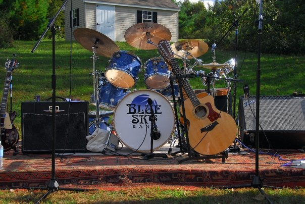 FRESH GROUND Coffee House presents: the Blue Sky Band with
