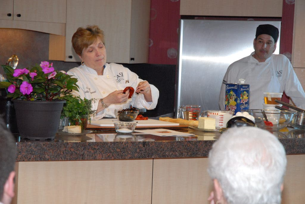 Cooking School Inside Fishers Foods Like Stepping Into An Italian Grandmother S Kitchen North Canton Oh Patch