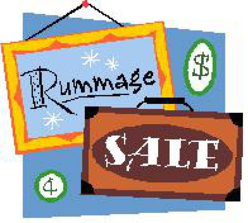 Trinity Church Rummage Sale is This Weekend | Princeton, NJ Patch