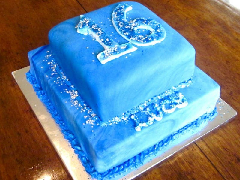 Inspired By The Cake Boss Princeton Teen Launches Baking Business