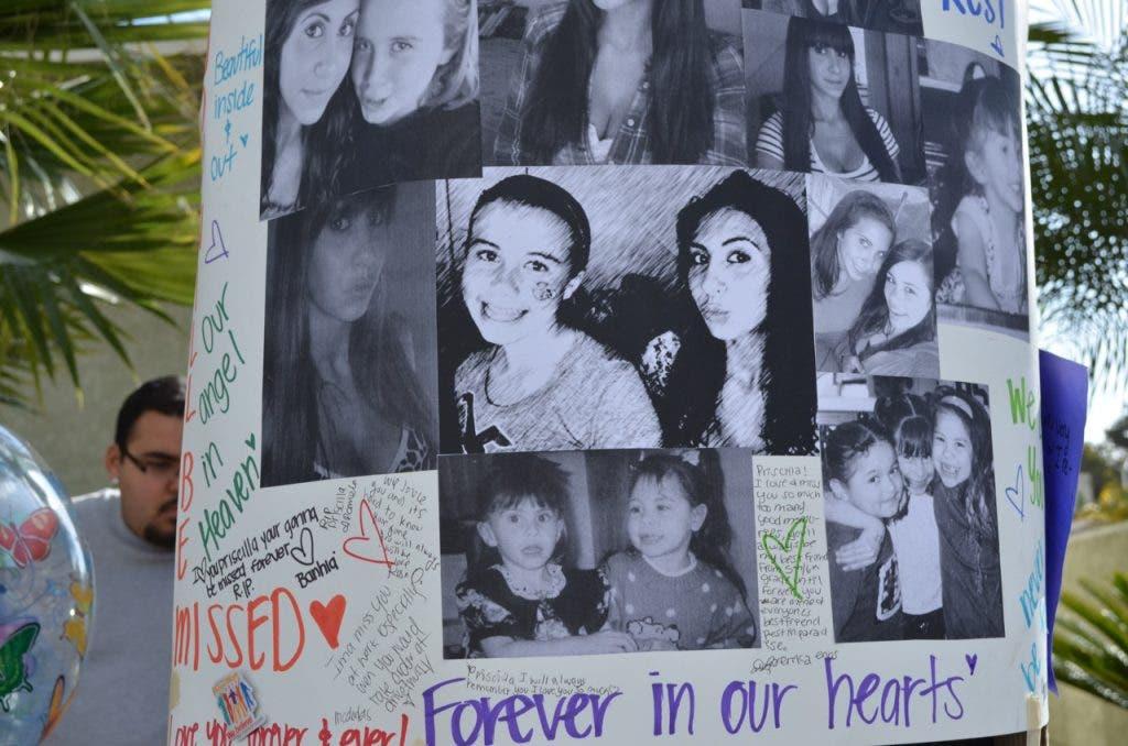 Friends Remember Priscilla Ruiz, 19