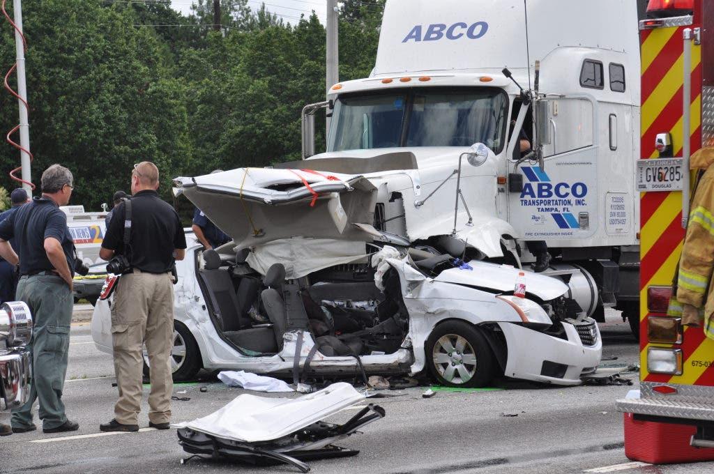 Around the Region: Fatal Tractor-Trailer Crash, Difficult