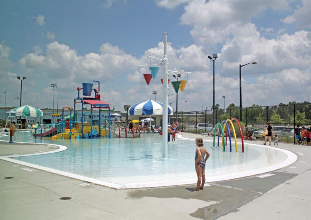 A Public Swimming Pool in Future Walton County Parks & Rec ...
