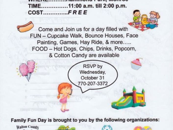 10 Special Needs Organizations You >> Family Fun Day For Families With Children With Special Needs