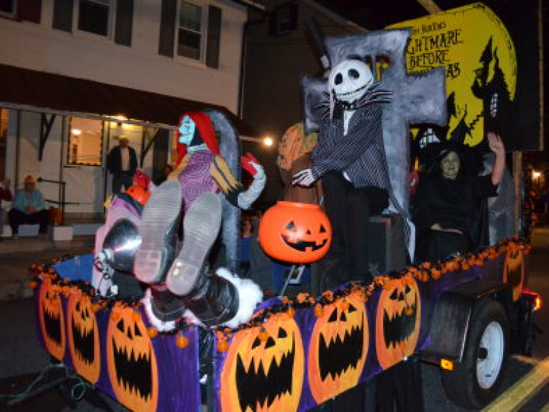 Macungie Halloween Parade 2020 Macungie Halloween Parade Marches Saturday | Lower Macungie, PA Patch