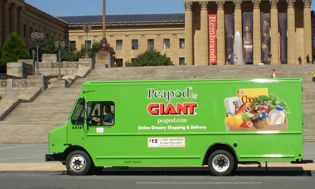 Grocery Delivery Service Comes to Bryn Mawr | Bryn Mawr, PA