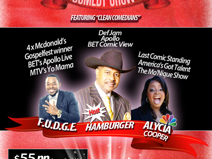 Valentines Day Dinner Comedy Show with live Jazz Band