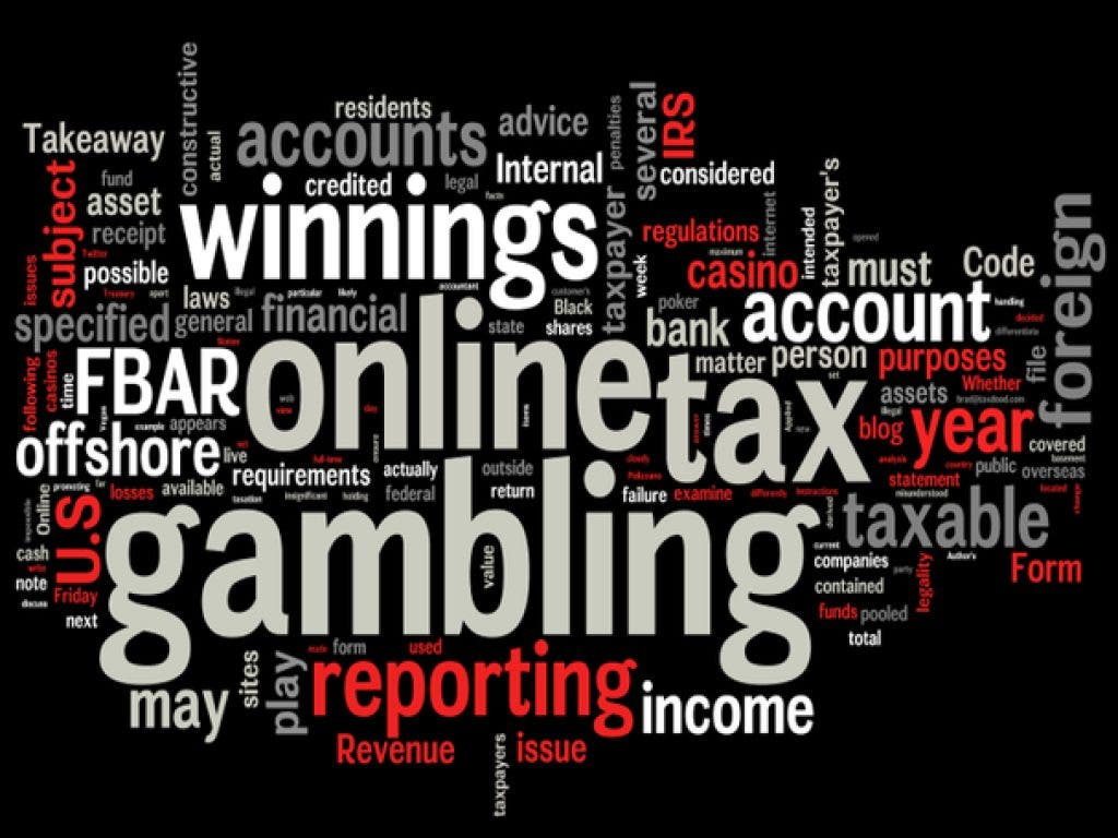 Do i have to pay taxes on gambling winnings