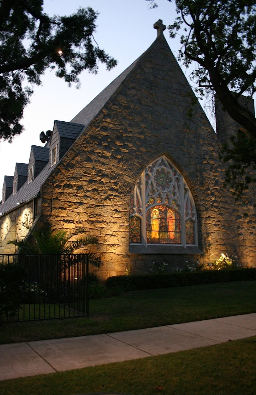 The Longest Night Service At Christ Episcopal Church