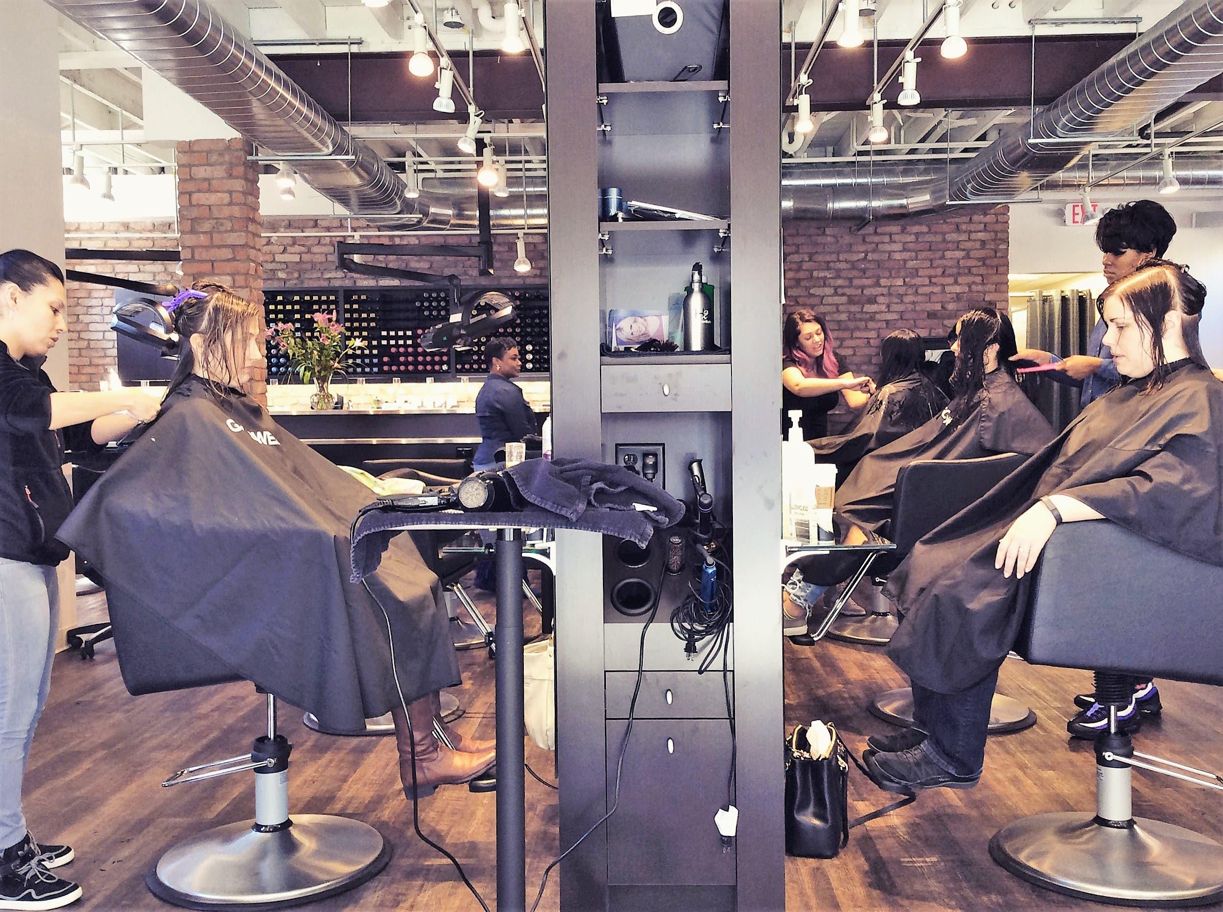 La Jolie Salon & Spa in Stamford, CT Hosted \