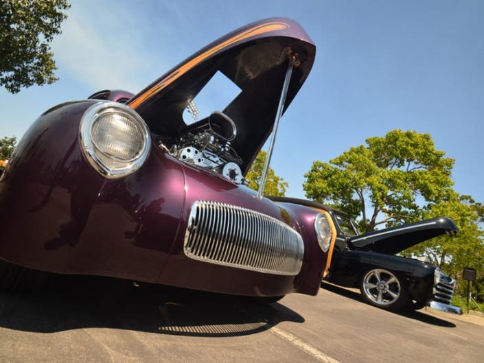 Everything from A to Z at the Azusa Pacific U Car Show | Glendora