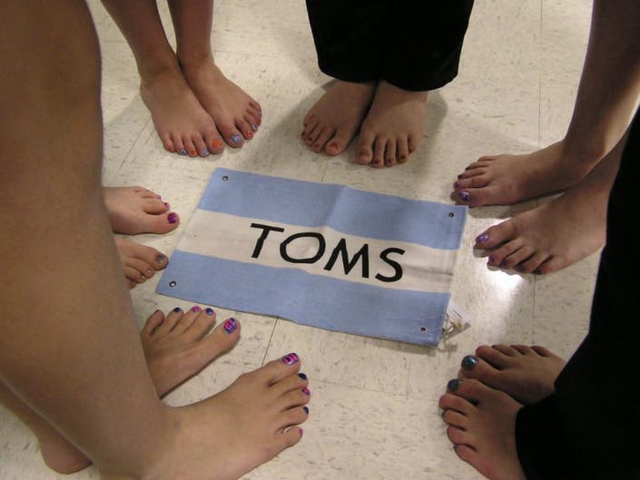 ed56458dcef ... Pleasant Hill School Goes One Day Without Shoes-0 ...