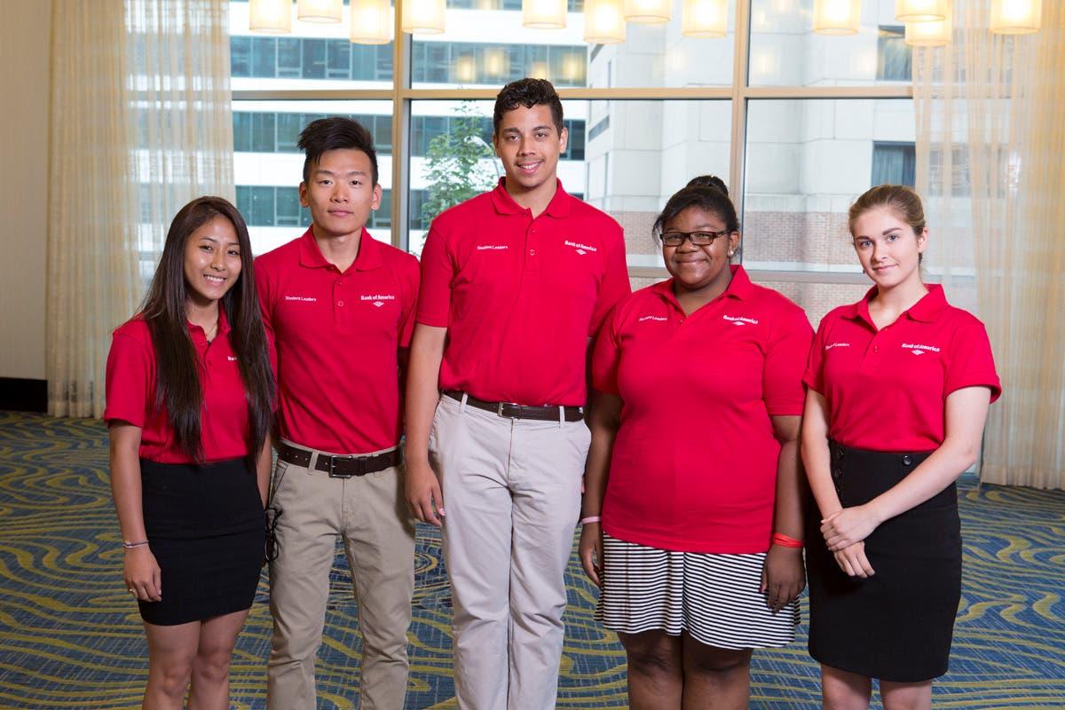 Five Providence-area students selected for Bank of America